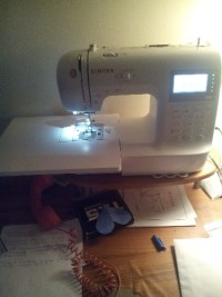 Sewing machine, Electronics, Singer superb 2010, Just bought it out of the store in June haven't used it yet