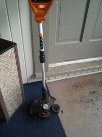 weed eater, edger, trimmer in one., Tools, Equipment, Worx  weed eater, edger, trimmer in one