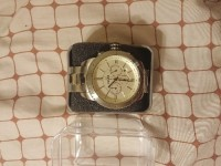 Fossil Watch, Luxury Watch, Fossil, Still in original container with warranty and watch links.