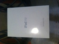 Ipad air 16gb wifi silver refurbished, Electronics, Apple ipad air , Brand new, still in box, never used.
