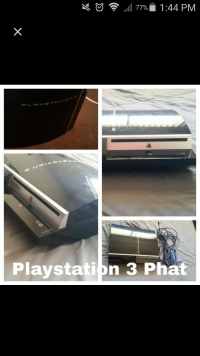 Ps3, Electronics, Ps3 , Ps3 brand new has the cords its a 40 gig