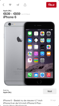 iPhone 6, Electronics, Apple iPhone 6, Like new no scratches iPhone 6