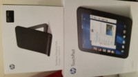 HP Touchpad and Touchstone charging dock, Electronics, HP, HP 32gb Touchpad and Touchstone Charging Dock