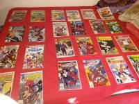 Comic Books, Other, 25 Comic books. 1980-1987 Marvel, Spiderman edition