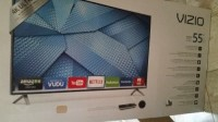 55 vizio, Electronics, Vizio m55-c2, 4k ultra hd smart tv
