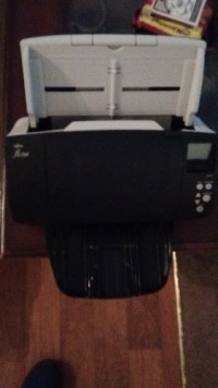 Scanner, Electronics, Fujitsu fi 7160, Like new accessories included