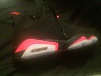 Air Jordan's retro 6 infrared , Designer Wear & Handbags, Air Jordan's retro 6 infrared size 11