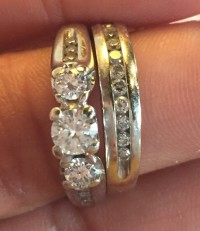 Rings , Jewelry, 14k , With warenties