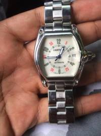 Cartier roadster watch, Good condition watch 