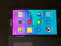 Cell phone , Other, Galaxy Note 4 Purchased April 2015 No scratches, looks and works as just bought yesterday. 32GB dual camera