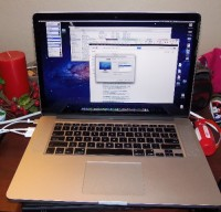 macbook pro, Electronics, Macbook Pro 17-inch, Late  2011, Processor: 2.5 GHz Intel Core i7 - Memory: 8 GB 1333 MHz DDR3 - Graphics: AMD Radeon HD 6770M 1024 MB