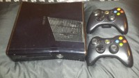 Xbox 360, Electronics, Microsoft PlayStation 360, 2014 , 250 gb, 2 controllers, Assassins Creed Black Flag.