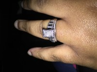 Engagement ring, Jewelry,