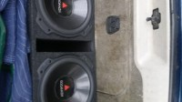 12 inch woofers, Electronics, Kenwood, 2015, 12 inch woofers in box like new