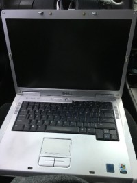 Dell laptop, Electronics, Dell, Model #1501, XP good condition, no cord