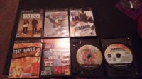 PlayStation 2 games , Other, Lot of video games