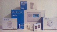 2gig Home security and automation system, Electronics, 2GIG CP21-345, 2015, Brand new unopened 2GIG home security and automation system. Comes with 3 Wireless Door contact sensors, 1 infrared motion detector, 1 glassbreak detector, 1 image1 image sensor, 1 Wireless doorbell, 2 Kenyon remotes