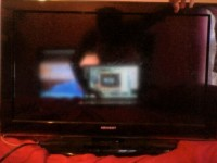 tv, Electronics, toshiba, 32C110U1, 2011, Black Toshiba 32' No Damage In Good Condition