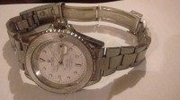 Man's rolex, Luxury Watch, Rolex, Missing back
