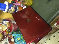 Hp laptop, Electronics, HP Flyer Red15-f272wm, 2013, Screen size: 15.6, charger included,