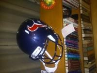 authentic riddell revolution Texans helmet, Other, New riddell authentic revolution helmet