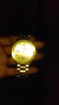 a nixon gold watch 14k, Luxury Watch, nixon all gold, THE corporal  all gold a 100m stainless Steel