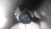 Gshock, Luxury Watch, Casio G-shock, Black and purple. Looks new. Nothing broken. Perfectly working.