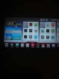 60 in LG SMART TV LED *has warrnty, A huge lg led 60 in smart tv It comes with box, and receipt. It has a warranty on it Download as many apps as you want and surf the web. , Gently used