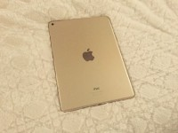 ipad, Electronics, APPLE MWH0W2LL/A iPad Air with WIFI 16GB gold, 2015, brand new, barely used iPAD air