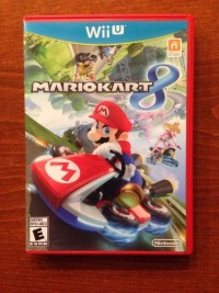 mario kart 8, Electronics, Mario Kart 8, Wii U, 2014, Just like new. No scratches, plays perfectly and still in original box.