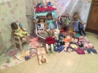 American doll clothes, ,