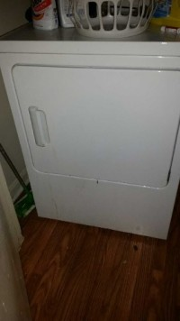 Kenmore dryer, Other, Kenmore dryer