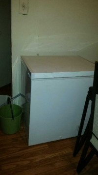 Deep freezer, Other, Frigidaire chest deep freezer