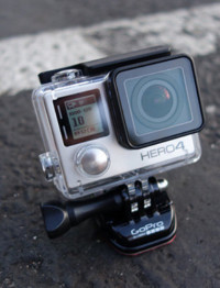 GoPro4 Hero Black with TouchBac, Electronics, GoPro Hero4 Black, 2015, Brand new with all manuals and accessories (but not original box). Also has the $80 TouchBac touchscreen added onto it. Paid $580 for it from Bestbuy just 3 months ago but I need to borrow the $ to pay an important bill. I definitely want it back.