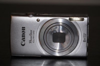 """Canon PowerShot ELPH 135 16.0-Megapixel Digital Camera , Electronics, Canon PowerShot ELPH 135 16.0-Megapixel Digital Camera , 2015, NOT IN BOX. CAMERA IS BRAND NEW WITH BATTERY AND WARRANTY. DOES NOT HAVE CHARGER.                                                                           Canon PowerShot ELPH 135 16.0-Megapixel Digital Camera With 720p HD Video, Silver                                                                                   Take great photos and shoot high-definition video      16.0-megapixel image sensor helps you capture crisp, clear images.      8x optical zoom lets you close in on your subject.      2.7"""" LCD viewfinder lets you easily frame and view your shots.      Smart Auto mode automatically selects the camera setting you need to take a great shot."""