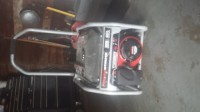 generator , Tools, Equipment, Power stroke 3500 running watts/4375 starting watts only used 2 times still brand new