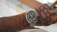 precisionist, Luxury Watch, bulova precisionist 2015, Stainless 1 month old watch
