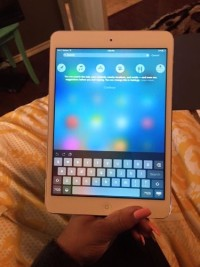 Apple iPad mini 2 with Retina display silver 16GB Verizon , Electronics, Apple, MF075LL/A, 2015, No damage. Is and works like brand new. Hardly ever used. Has case that comes with it. No scratches. Was never dropped.