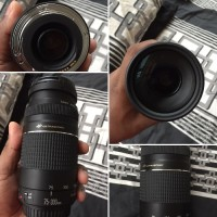 Canon 75-300mm USM Lenses, Electronics, 75mm to 300mm f/4-5.6 III lenses, 2015, Brand new lens. Used twice on Canon DSLR camera. Mint condition. Beautiful lens for avid photographer.