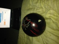 black widow bowling ball, Tools, Equipment, bowling ball