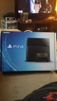 Brand newps4, A ps4 brand new in box, Like new
