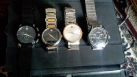 4 Movado watches, Luxury Watch, Movado, All were bought with the last 7 months