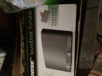 Bose sound dock N123, Electronics, Bose sound dock, 2011, Bought new on Amazonand in mint condition. Comes with remote manual and original box