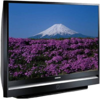 "Samsung HL-S6187W 61"" DLP HDTV, Electronics, Samsung HL-S6187W 61"" DLP HDTV , 2006, 61-inch Digital Light Projection (DLP) HDTV with 1080p conversion through all input connections. 1920 x 1080-pixel resolution; 10000:1 contrast ratio; 3-line digital comb filter; Cinema Smooth 3:2 pull-down film mode