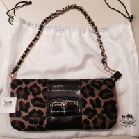 Coach hair calf clutch brand new with tags , Designer Wear & Handbags, Coach hair calf clutch 15985 brand new with tags it also comes with the coach dust bag