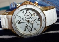 marc jacob watch, Luxury Watch, Marc Jacob , All stainless steel watch