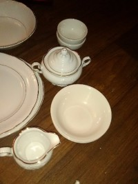 Dishes, Antique, Collectible, Royal Kent collection Poland