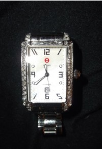 Michele Watch, Luxury Watch, Michele Urban Quartz, Item Description