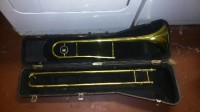 king trombone, Musical Instruments, Equipment, King trombone comes with case and mouth piece