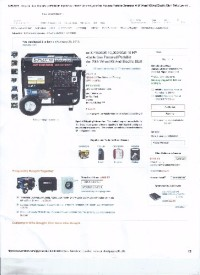 10,000 watt portable gas generator, Tools, Equipment, An XP10000E 10,000 Watt 16 HP -Cycle Gas Powered Portable generator With Wheel Kit And Electric Start.